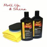 MEGUIARS Professional Polish Kit M105 Ultra Cut Compound & M205 Finishing Polish